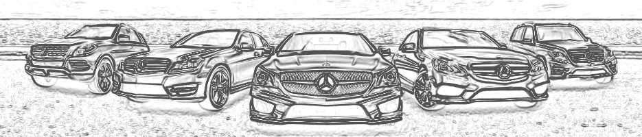 Mercesdes Benz Banner
